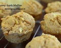 Skinny Apple Muffins