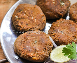 Galauti/Galawati Kabab- Vegetarian Version | Vegan Preparation
