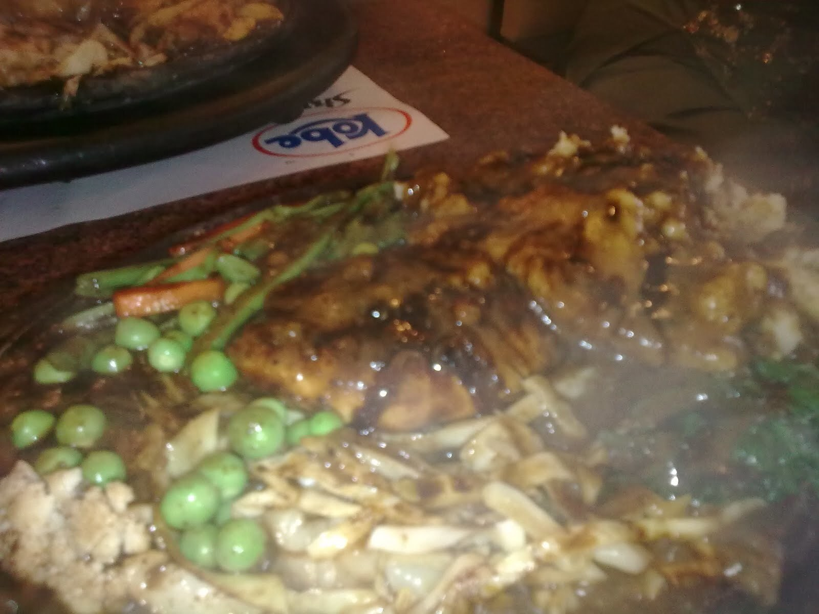 Restaurant Review : Kobe Sizzlers, Hill Road