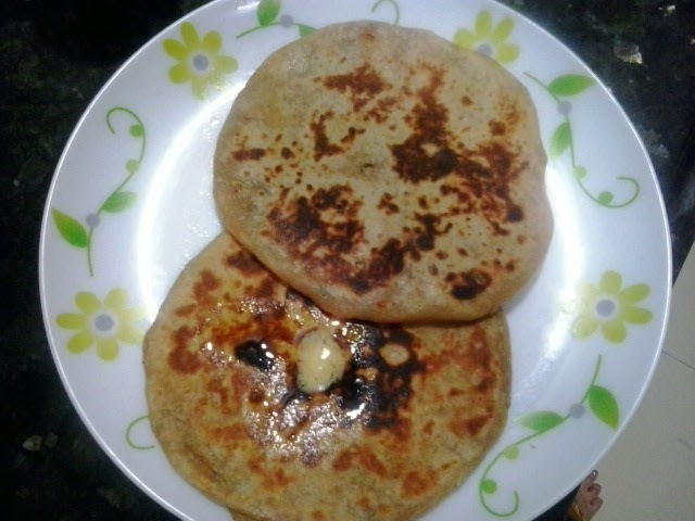 Wheat flour Kulcha Recipe |Whole Wheat Aloo Stuffed Easy Kulcha Recipe