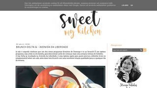 Sweet my Kitchen