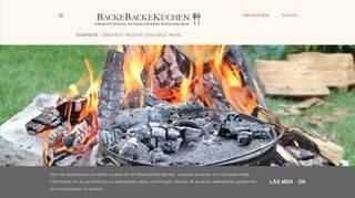 BackeBackeKuchen