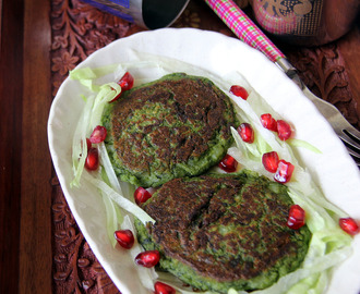 Hara bhara kabab recipe - healthy snack