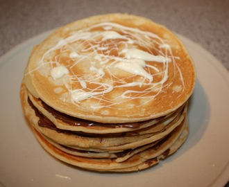 Happy Shrove Day - Pancakes