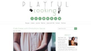 Playful Cooking