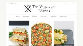 The Vegetarian Diaries