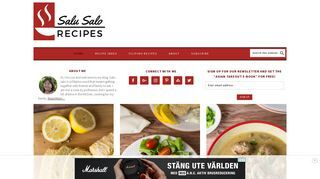 Salu Salo Recipes