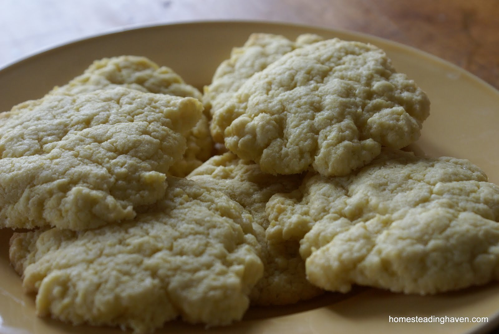 Easy Baking Recipes, Desserts: Sugar Cookies