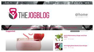 The Jog Blog