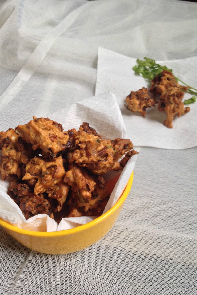 Cabbage Coriander Pakora | Easy Snack Recipes | Healthy Snack Recipes