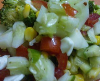 Summer Special Broccoli Salad