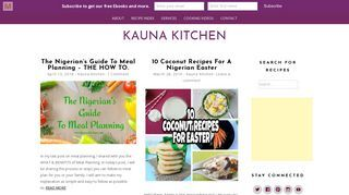 Kauna Kitchen