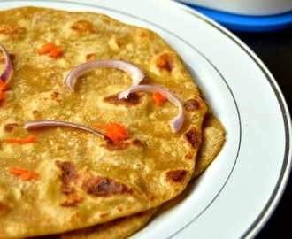 LeftOver Moong Dal Paratha | Paratha Recipes