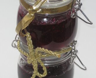 Cranberry Jam ~Edible Gifts Part 2