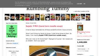 Rumbling Tummy
