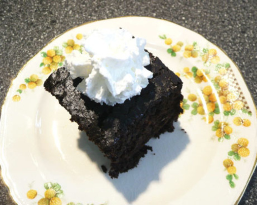 Mrs. Scotts Chocolate Vinegar Cake Recipe - Genius Kitchen