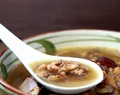 Walnut Red Dates Chicken Soup ~ Confinement food ~  核桃红枣鸡汤