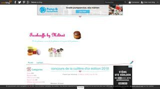 facebouffebymildred.over-blog.com - de la patisserie, encore de la patisserie et toujours de la patisserie...