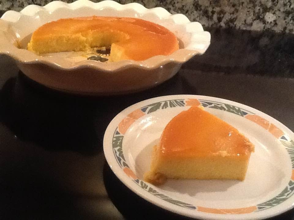 QUESILLO DE MANGO (FLAN)