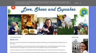 Love, Shoes and Cupcakes