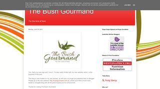 The Bush Gourmand