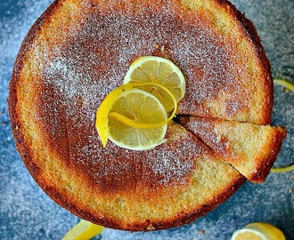 Lemon Cream Cheese Pound cake : The BEST recipe for a Pound cake !!