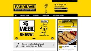 Paknsave.co.nz