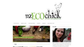 NZ Ecochick | Living the green life