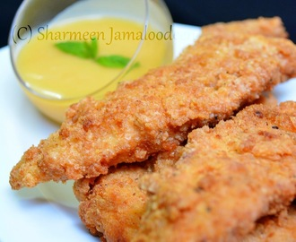 Spicy Crispy Chicken Tenders