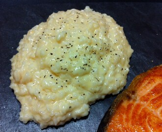 Risotto en blanco [Thermomix]