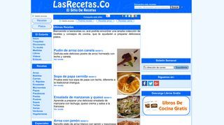 LasRecetas.co