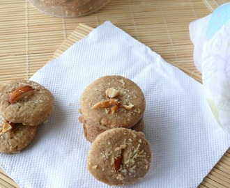 simple cookies with foxtail millet/Thinai(foxtail)biscuit