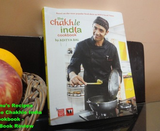 The Chakhle India Cookbook - A Book Review