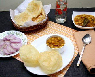 Bread Bhatura | How to make Bread Bhatoora