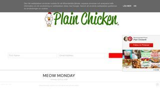 Plain Chicken