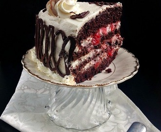 Black Forest Cake | The Perfect One