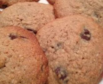 Mexican Spiced Chocolate Chip Cookies