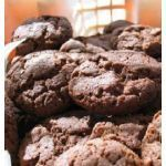 Galletas dulces de chocolate