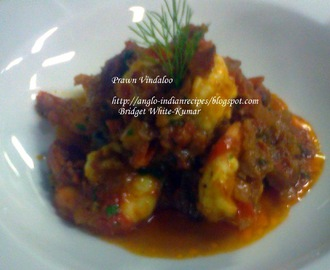 ANGLO-INDIAN PRAWN VINDALOO