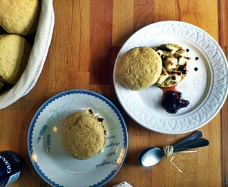 Scones Irlandeses – Irish scones