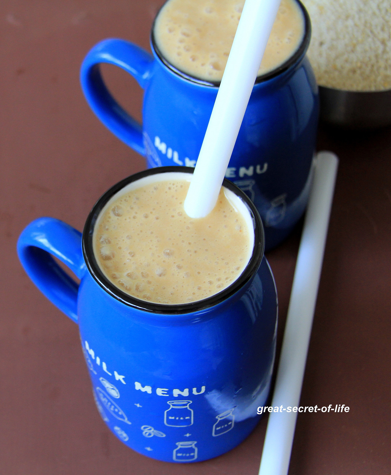 Barnyard Millet Pineapple shake - kuthiraivali millet Pineapple Shake- Kids friendly recipe