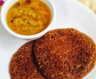 Instant Ragi Dosa Recipe for babies,Toddlers & Kids | Baby Food