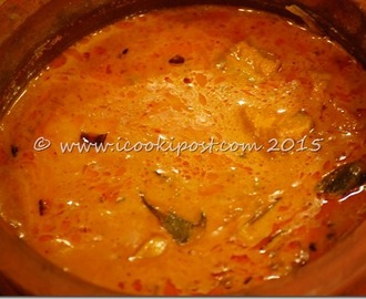 Mangalore Fish Curry/Mangalore Meen Kari