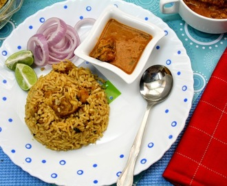 Chicken Biryani in Pressure Cooker | How to make Chicken Briyani in Pressure Cooker