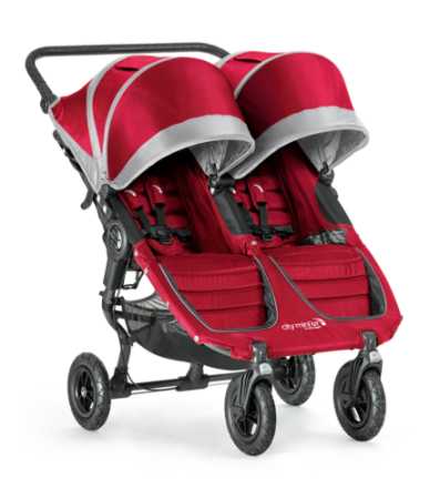 Sittvagn Baby Jogger City Mini GT Double