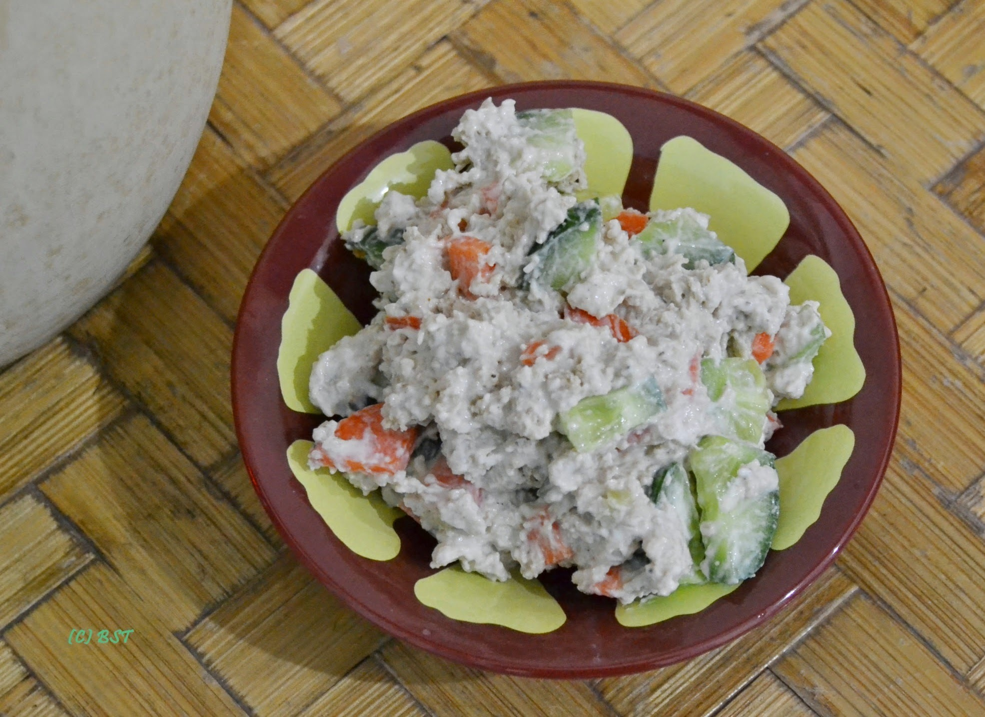 Chicken Salad Sandwich Spread