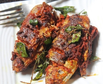 Masala Fish Fry Recipe / Spicy Fish Fry Recipe
