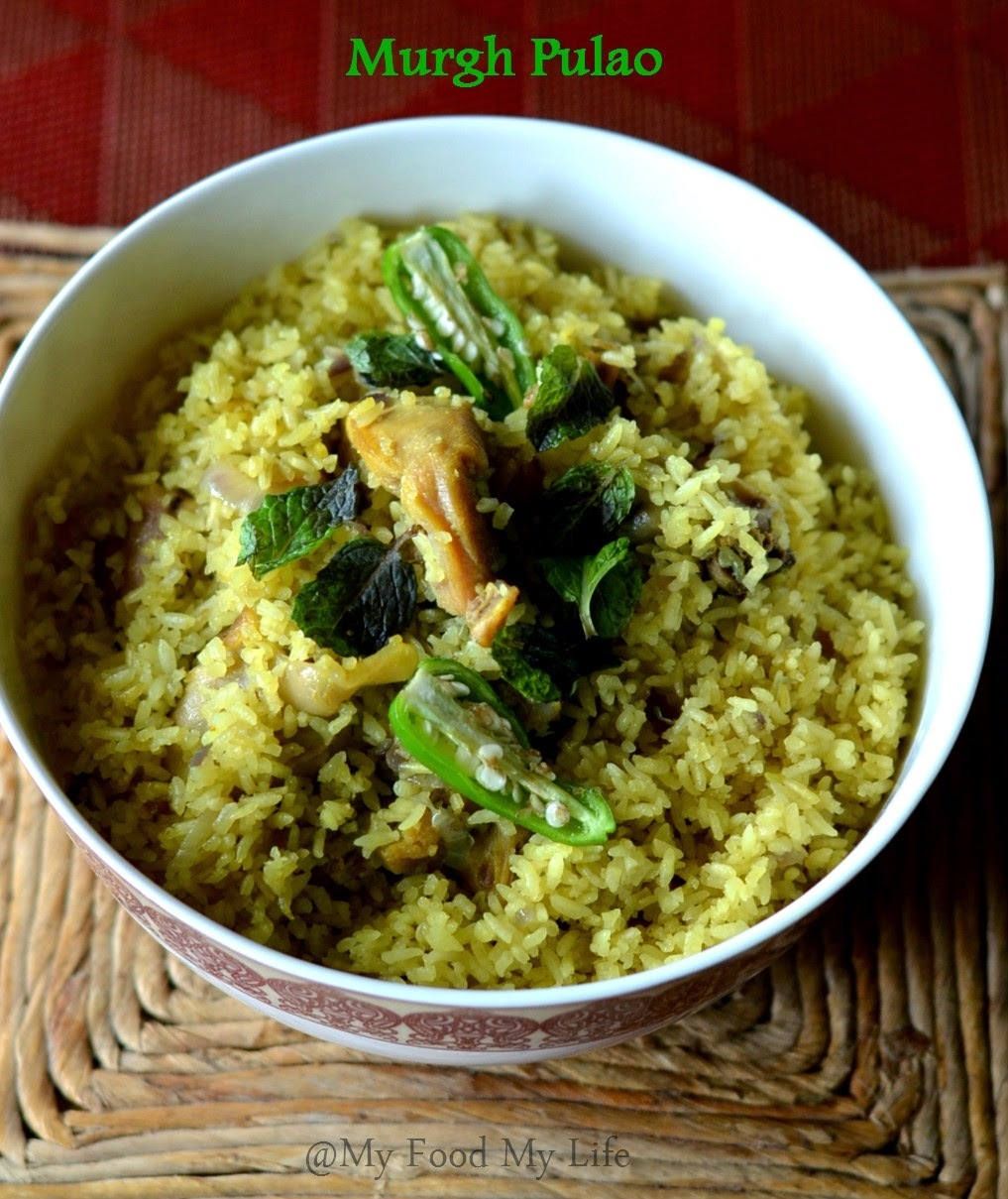 Murgh Pulao - One pot meal