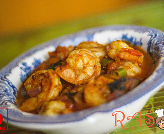 Yummy Prawns Masala Recipe - Mughlai Recipe