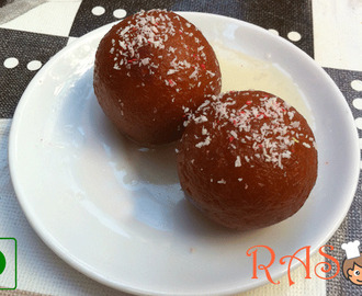 Paneer Gulab Jamun Recipe - Indian Sweet Recipe